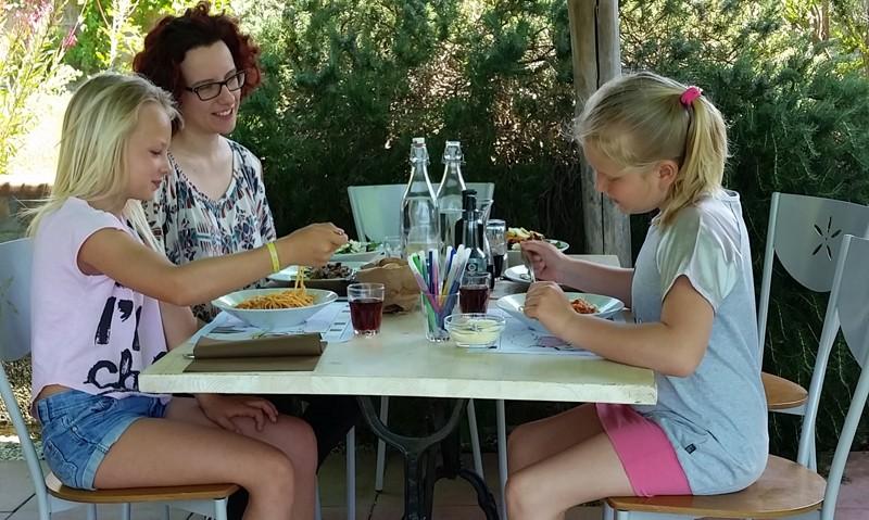 colazione agriturismo toscana