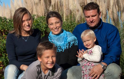 La nostra famiglia, Agriturismo Costa Etrusca